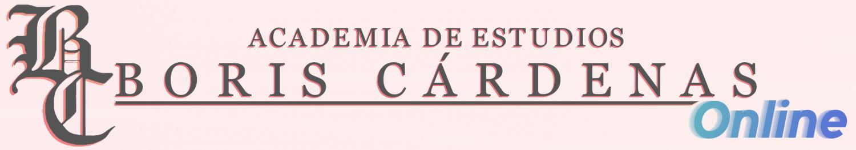 Academia Boris Cardenas